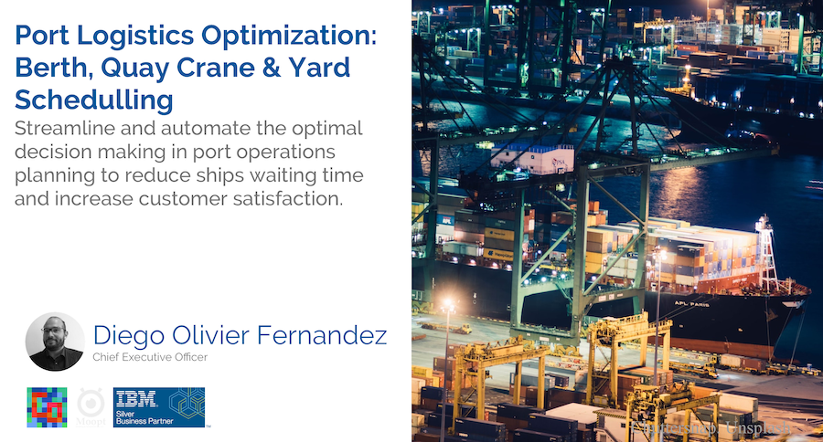 Read more about the article Overview of Port Optimization