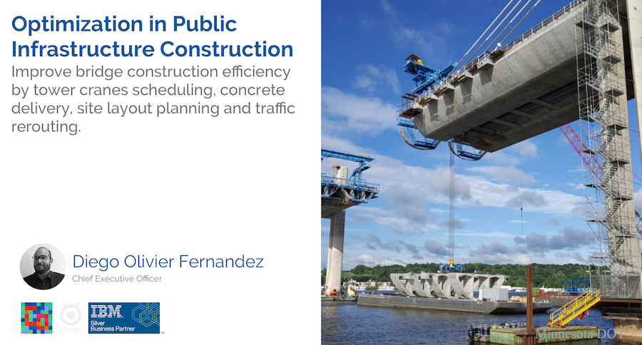 Read more about the article Optimization in Bridge Construction