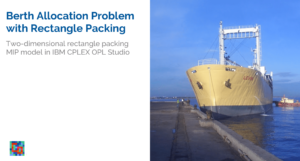 Read more about the article Berth Allocation Problem with Rectangle Packing